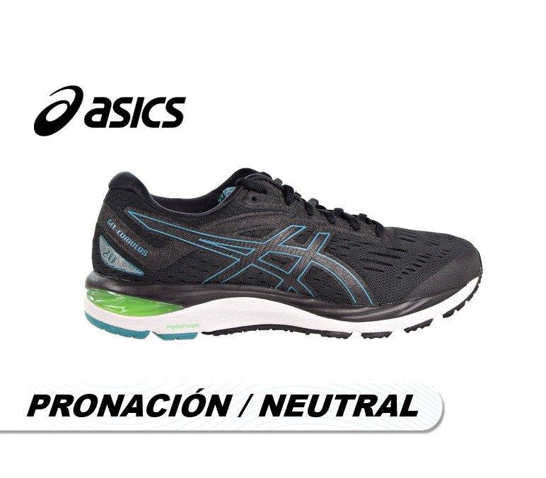 asics hombre gel running