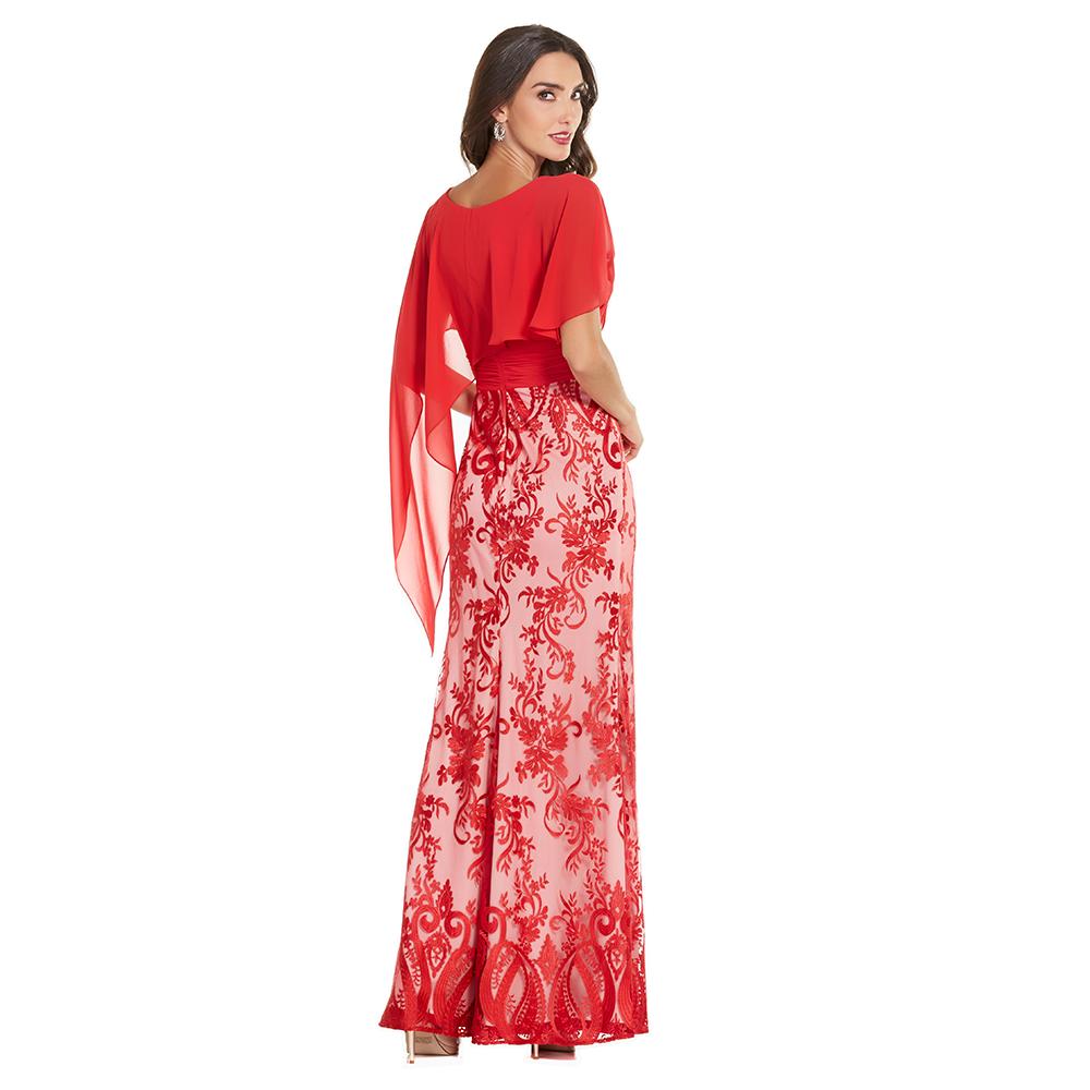 Lujoso Vestido De Dama De Giro Imagen - Colección de Vestidos de ...