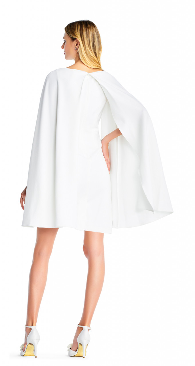 Structured cape sheath
