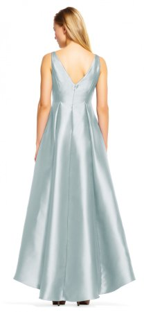 High low arcadia ball gown