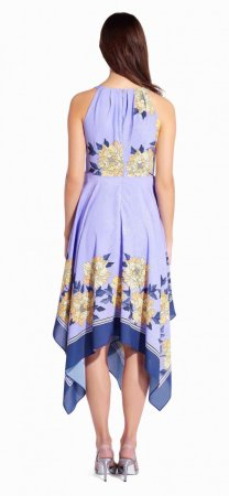 Bliss blooms handkerchief dress