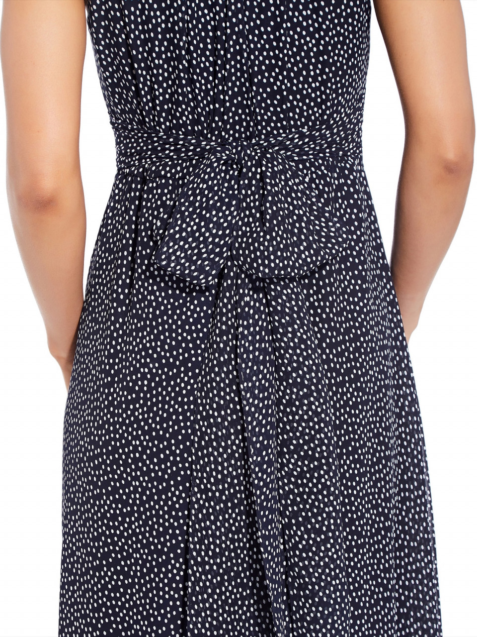 Darling dot midi dress