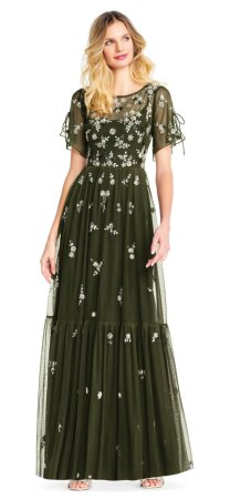 Vestido boho floral