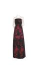 Jacquard ballgown