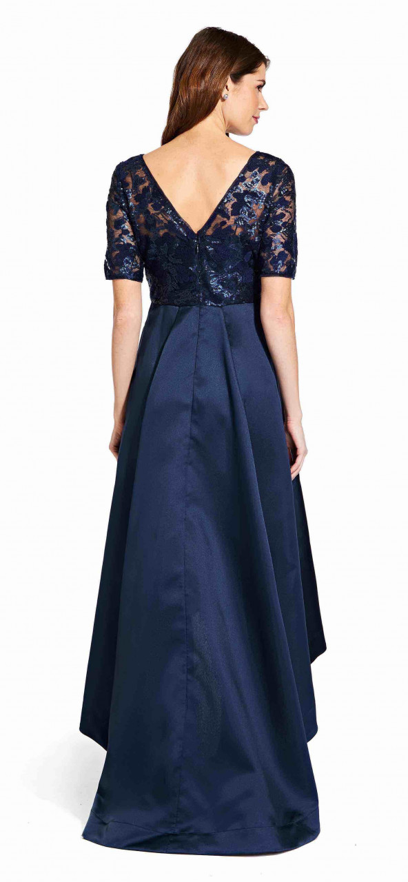 Sequin long dress