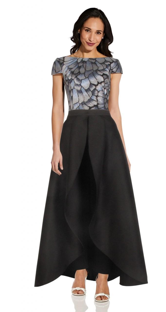 Skirt overlay pant