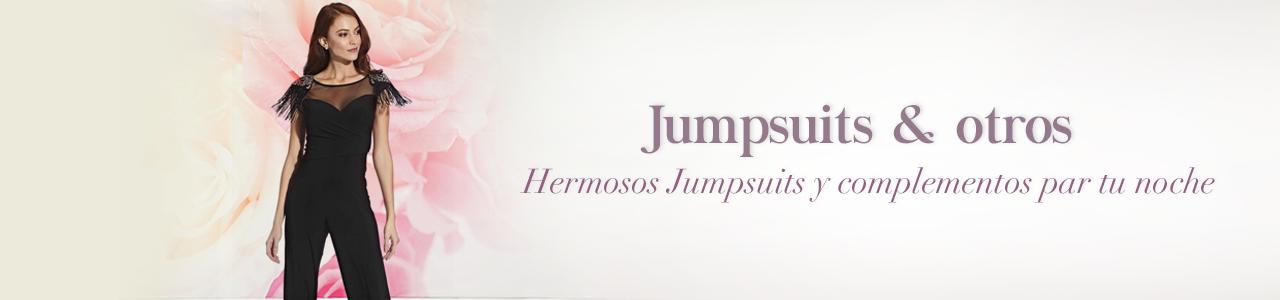 Jumpsuits y otros
