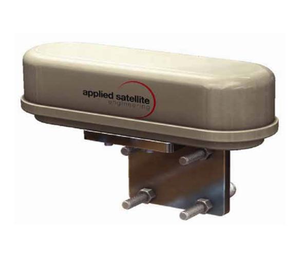 Antena activa Iridium para exterior