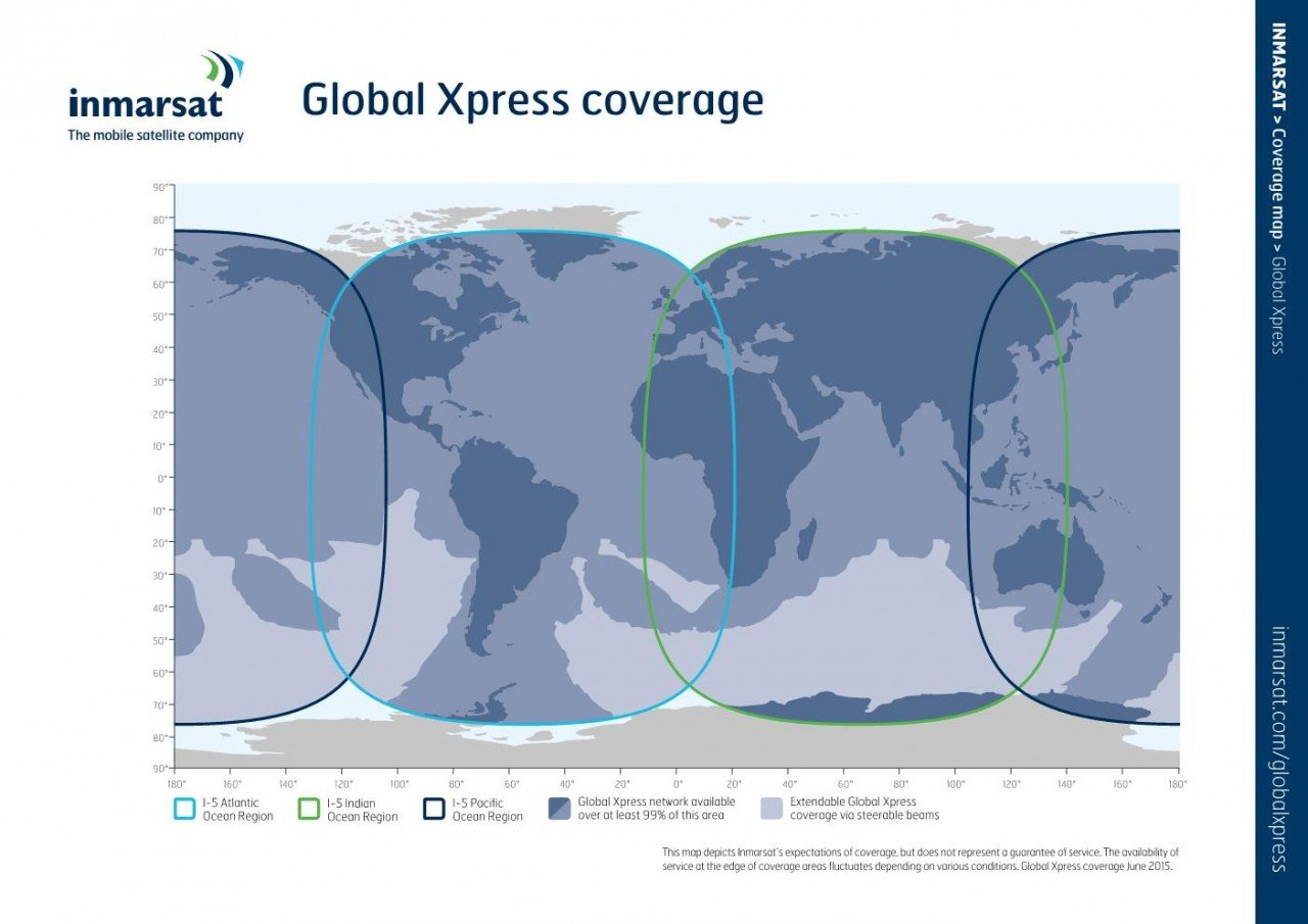 Inmarsat Global Express