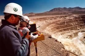Comunicacion satelital en mineria