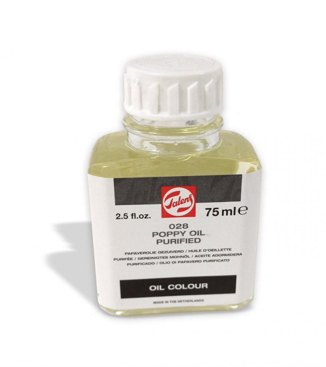 Aceite de Adormidera Purificado para Oleo