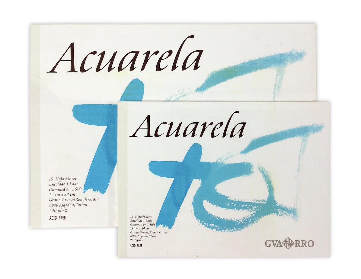 Block para Acuarela Guarro
