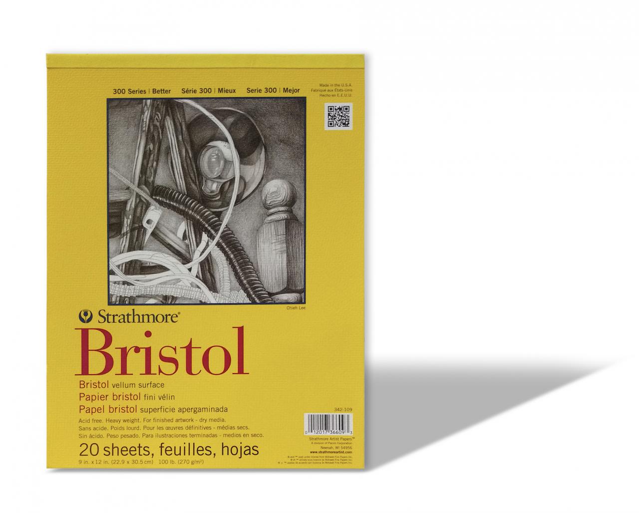 Block Strathmore 342-109 Bristol