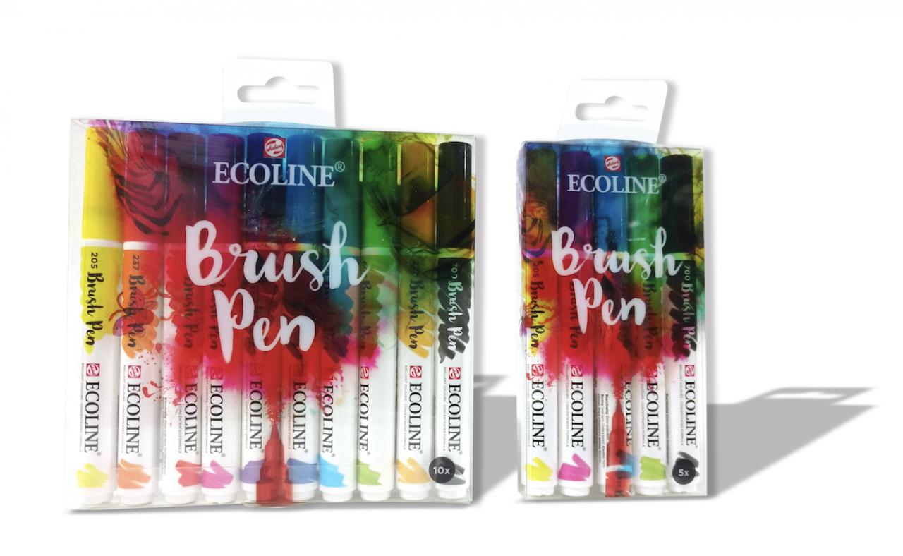 BrushPen Ecoline
