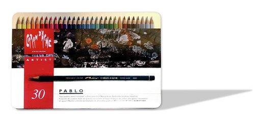 Estuche Pablo de Caran D´Ache Lápiz de Color