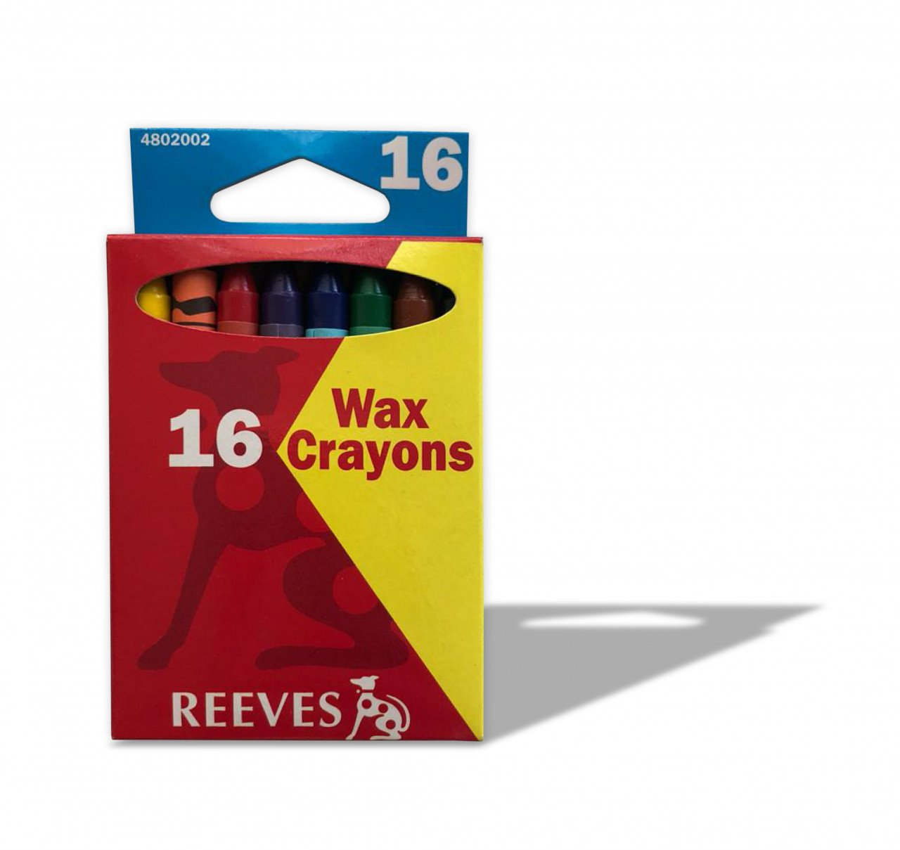 Crayones Delgados Reeves