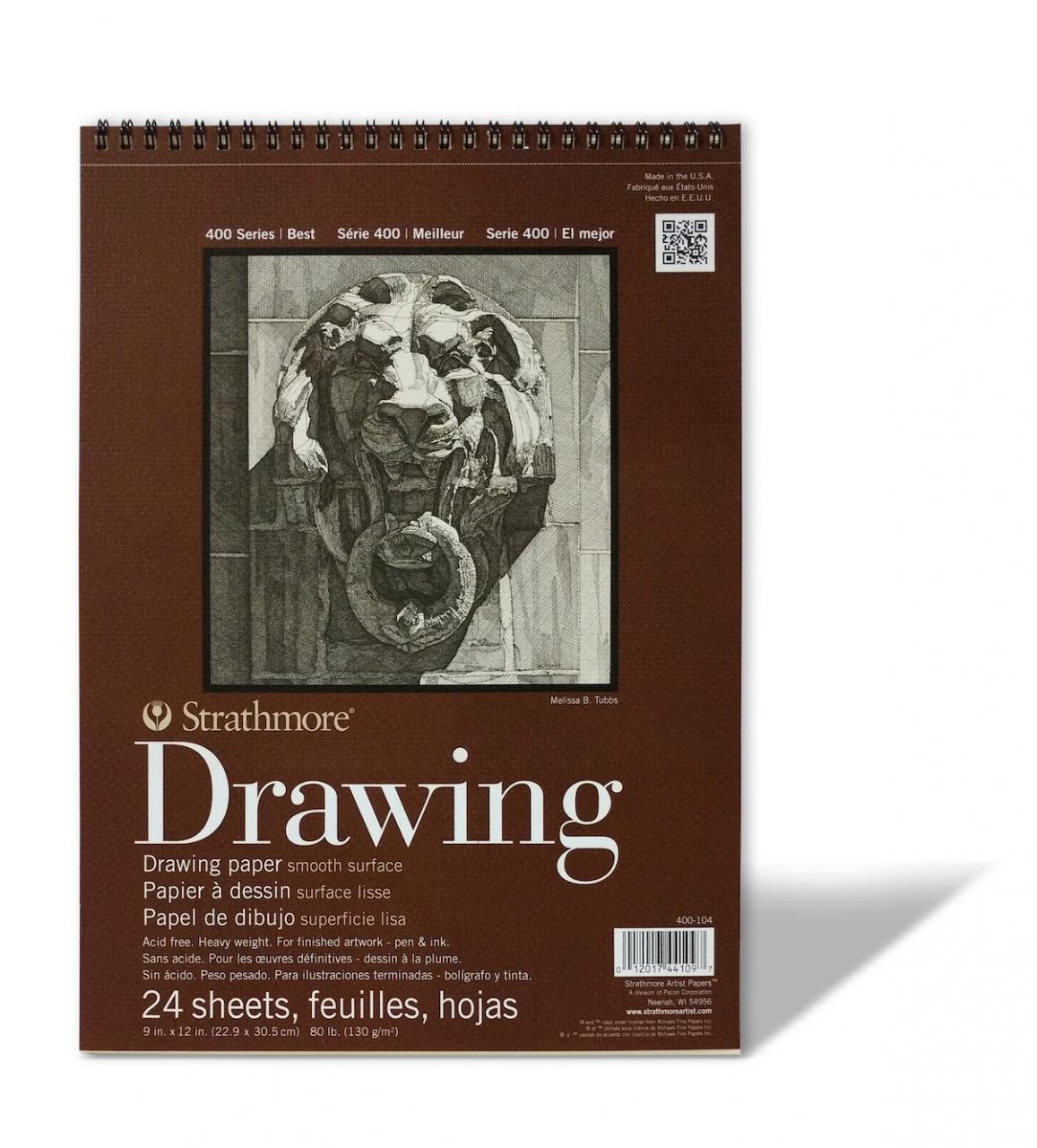 Block Strathmore 400-104 Drawing