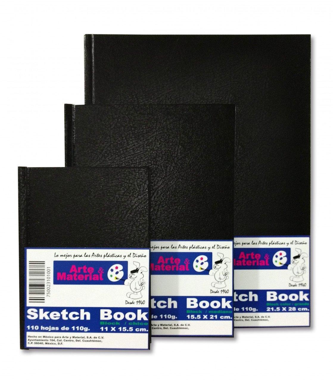 Block Sketch Arte & Material