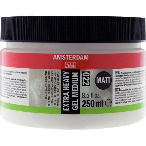 Medio en Gel Extra Espesante Mate Amsterdam
