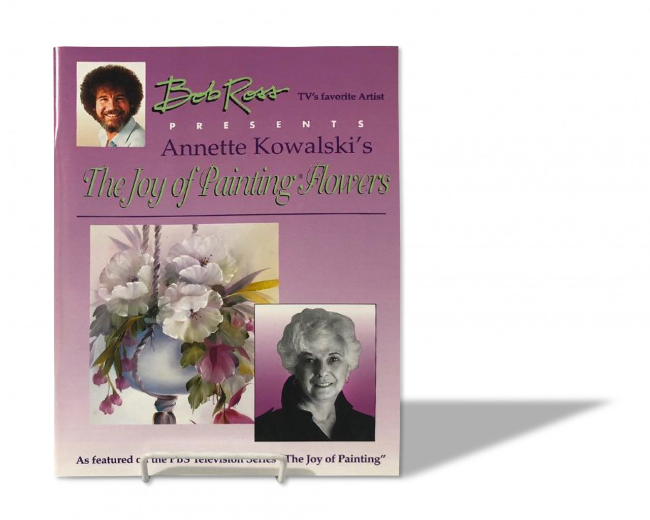 Libro Bob Ross Joy of Painting Flowers