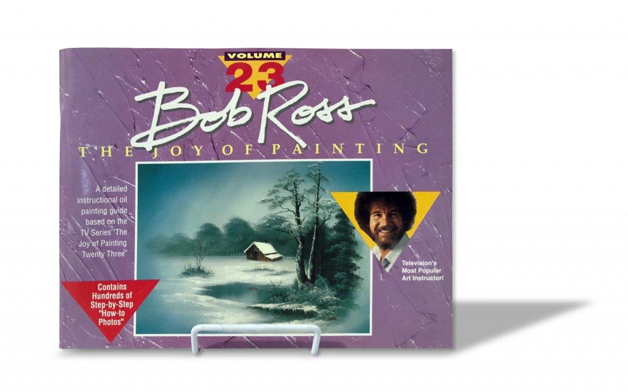 Libro Bob Ross Joy of Painting (Inglés)