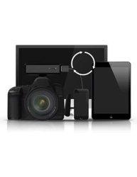 Control Remoto CamFI CF102 para cámaras Canon, Nikon y Sony