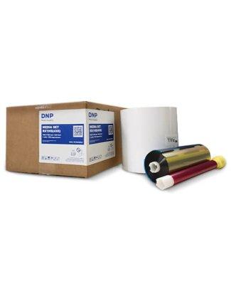 """Consumible DNP DS-RX1HS 4X6"""" (Caja con 1 bobina para 700 fotos)"""