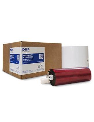 """Consumible DNP DS-RX1HS 6X8""""  (Caja con 1 bobina para 350 fotos)"""