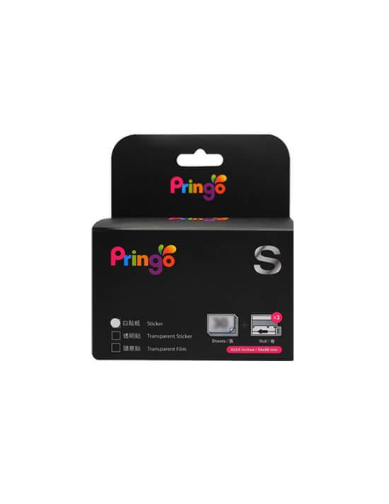 Consumible Pringo P231 para 100 fotos