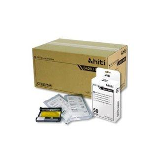 Consumible S420 KIT P-600  (Caja con 12 paquetes de 50 hojas)