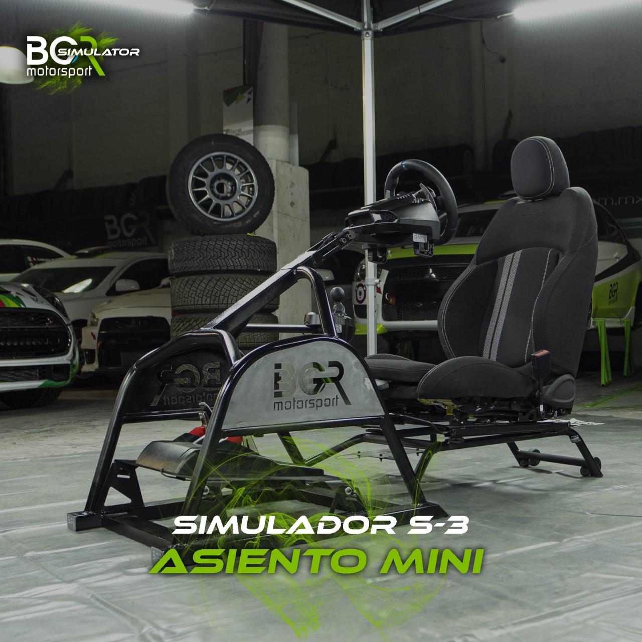 Simulador S3 Asiento MINI