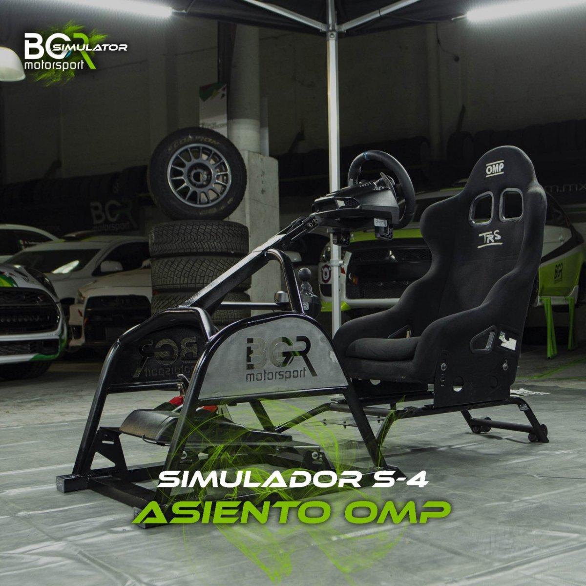 Simulador S4 Asiento OMP