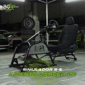 Simulador S5 Asiento Lancer DE
