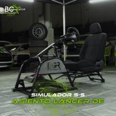 Simulador S5 Asiento Rav4