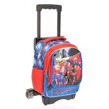 Mochila Kinder Carrito Avengers 155397C
