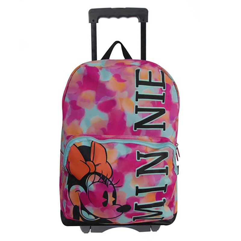 Backpack Carrito Minnie 8744C