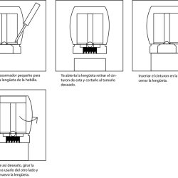 Cinturon Reversible 9333
