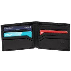 Billetera de Piel para Caballero AX10