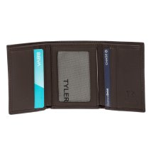 Billetera de Piel para Caballero AX51