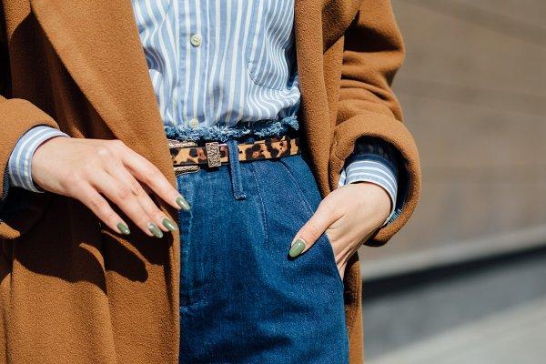Vuelven A Ser El Foco De Atención En Tu Outfit: Cinturones
