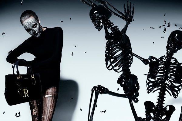 Bolso Para Halloween: Tu Disfraz Más Aterrador Con Un Bolso Jennyfer