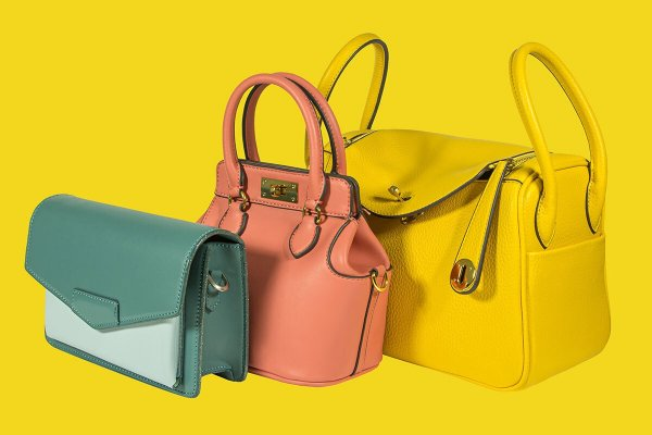 La Nueva Tendencia En Colores De Bolsas Para Dama Para La Temporada De Primavera 2021