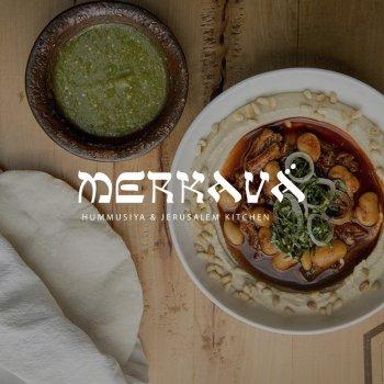 Merkavá, Hummusiya & Jerusalem Kitchen, Condesa, CDMX