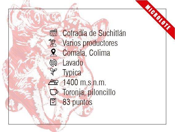 1kg Cofradía de Suchitlán, Comala