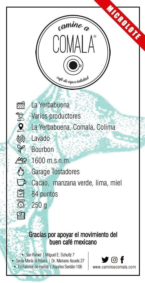 1kg La Yerbabuena, Comala