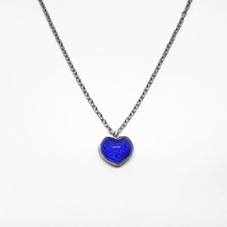 Corazón Mini Zafiro