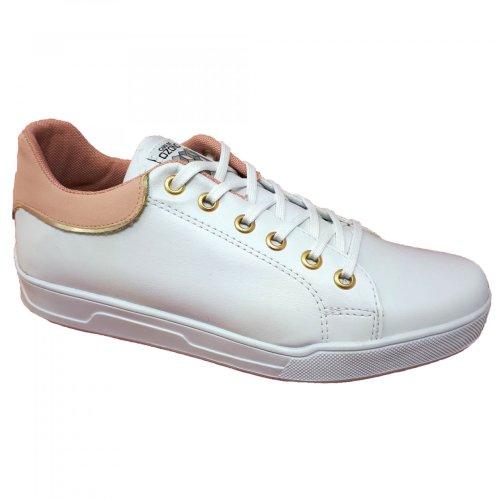 Tenis blanco para mujer Capa de Ozono  385001