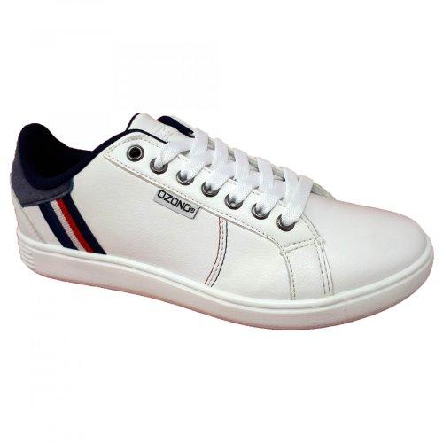 Tenis blanco para hombre Capa de Ozono 395301