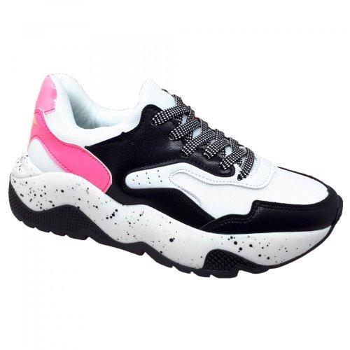 Tenis  blanco para mujer Capa de Ozono 570201