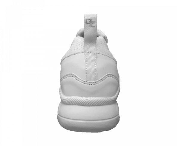 Tenis blanco para hombre Ozono 584202 Blanco
